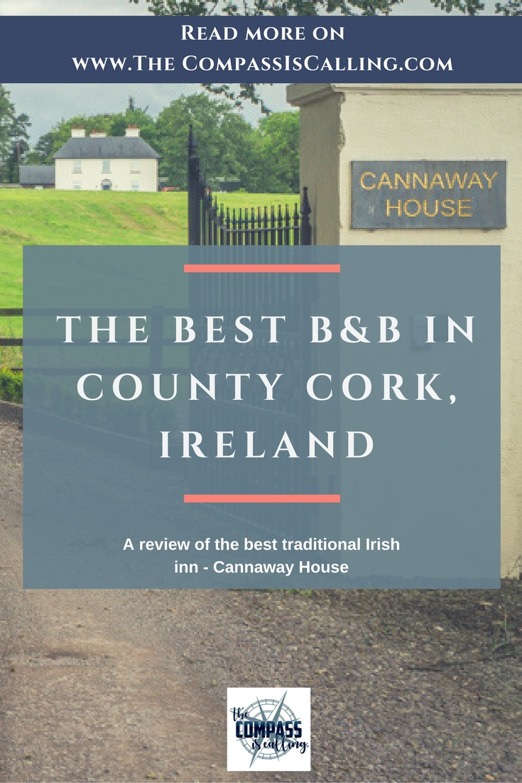 Cannaway House - The Best B&B in County Cork, Ireland