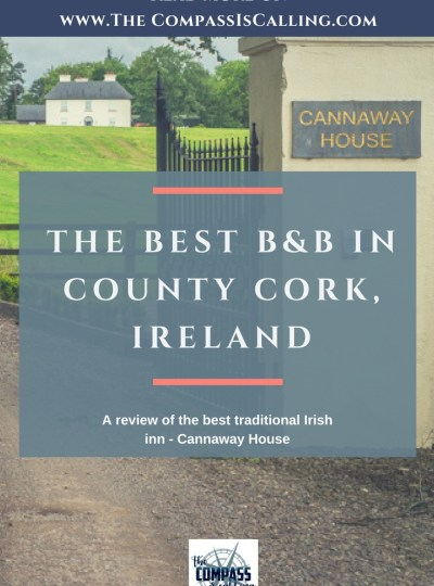 Cannaway House – The Best B&B in County Cork, Ireland