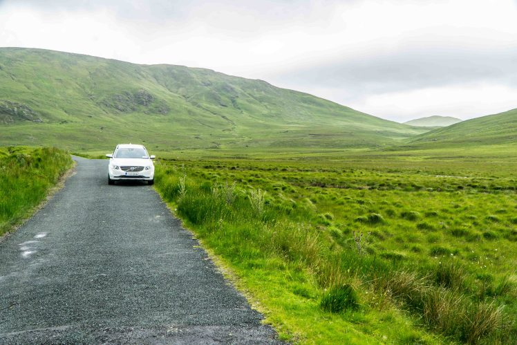 Ireland Rental Car With Full Insurance