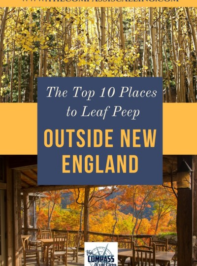 Best Places to Leaf Peep Outside New England