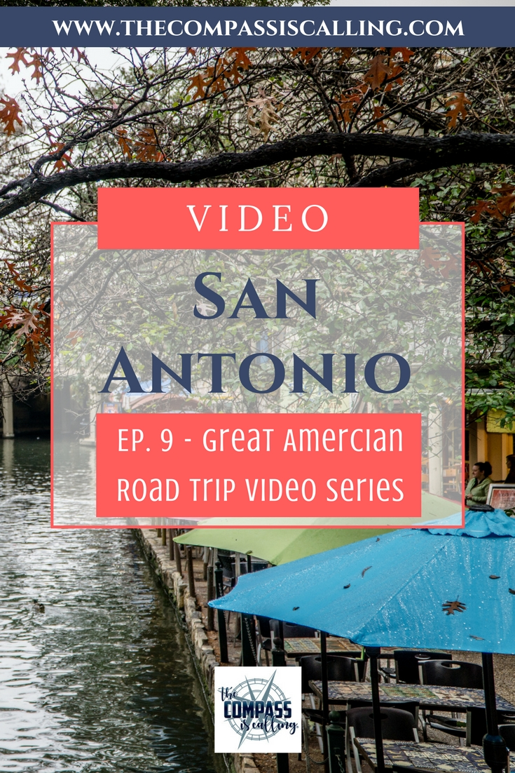 San Antonio has one of the coolest vibes we've experienced since New Orleans. A laid-back, authentic feel you just can't find many places anymore. And while we had rotten weather - cold, rainy, icy and dismal - we still made the most of our brief time in town. Check out how to spend two full days in the city in Episode 9 of our Great American Road Trip video series! #sanantonio #visittexas
