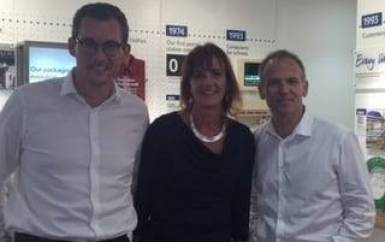 The Complaning Cow & Tesco CEOs