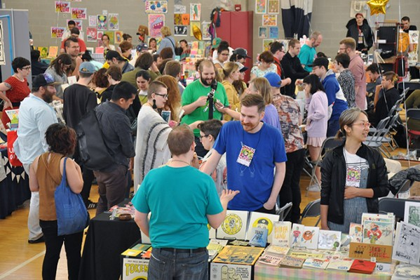 CAKE (Chicago Alternative Comics Expo) 2016 in Review ...