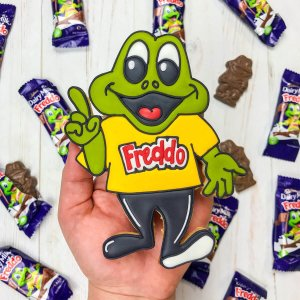 freddo chocolate biscuit