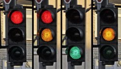 The tapestry of Anger: Benefits and Liabilities (many traffic lights)