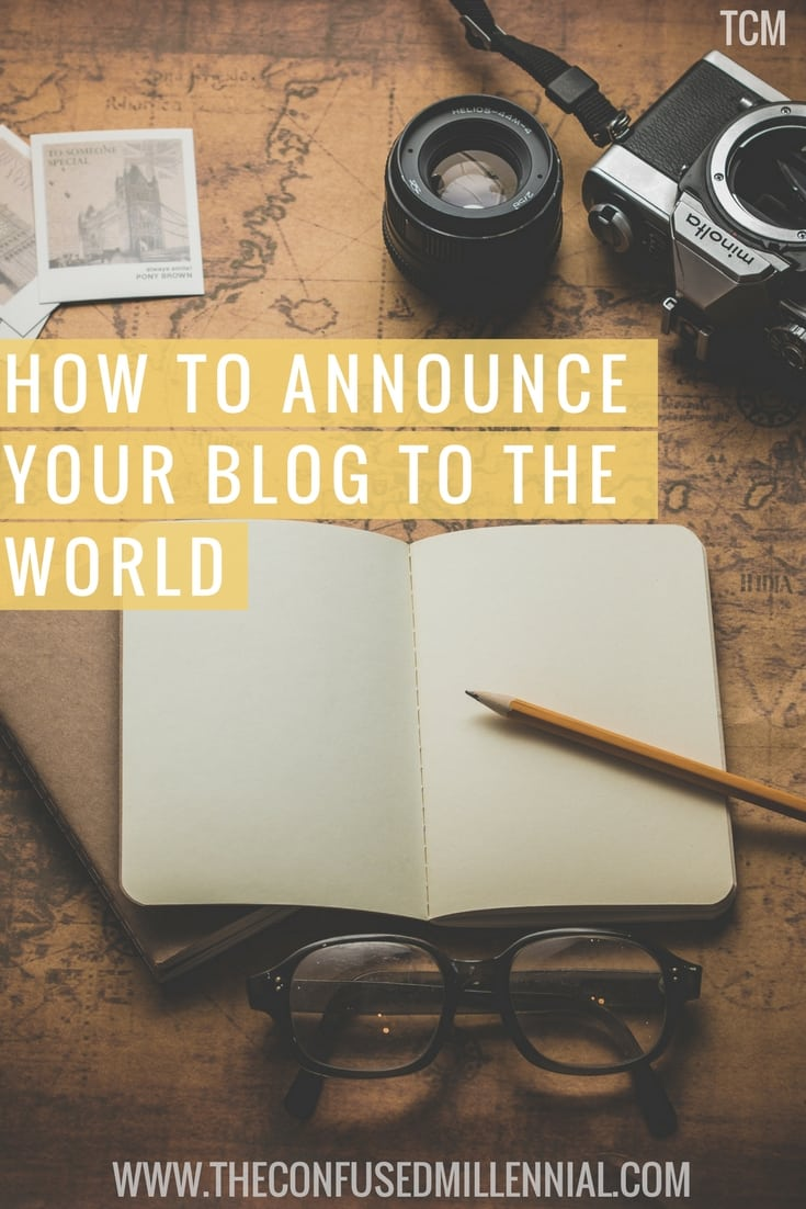 """One reader asks, """"I just started blogging a month ago but I am nervous to announce it on my social media pages because I'm concerned about the judgment to follow.How did you announce your blog to """"the world?"""" Did it take you awhile to gain readers and subscribers? What did you do to entice people to want to visit your blog? I've seen that I should offer some free object of some sort but I don't have anything to offer. Do you have a social media account for the blog and for your own personal use? I'm thinking of just tying my Instagram to both my personal use and blog use because I don't want to seem like two different people. I want my readers to be able to follow my real account. Is that a bad idea? Should I create a new account for my blog? What do you use to make the blog post title pictures on your blog and as well as the little saying posts on your Instagram?"""""""
