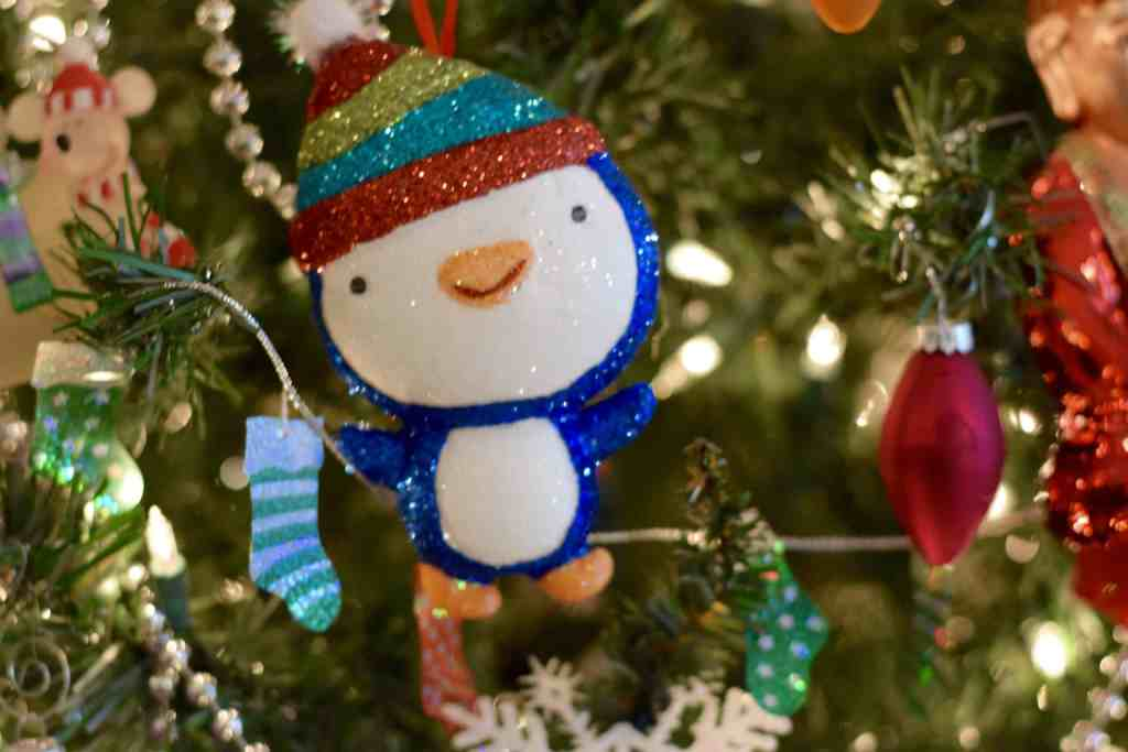penguin ornament target the confused millennial