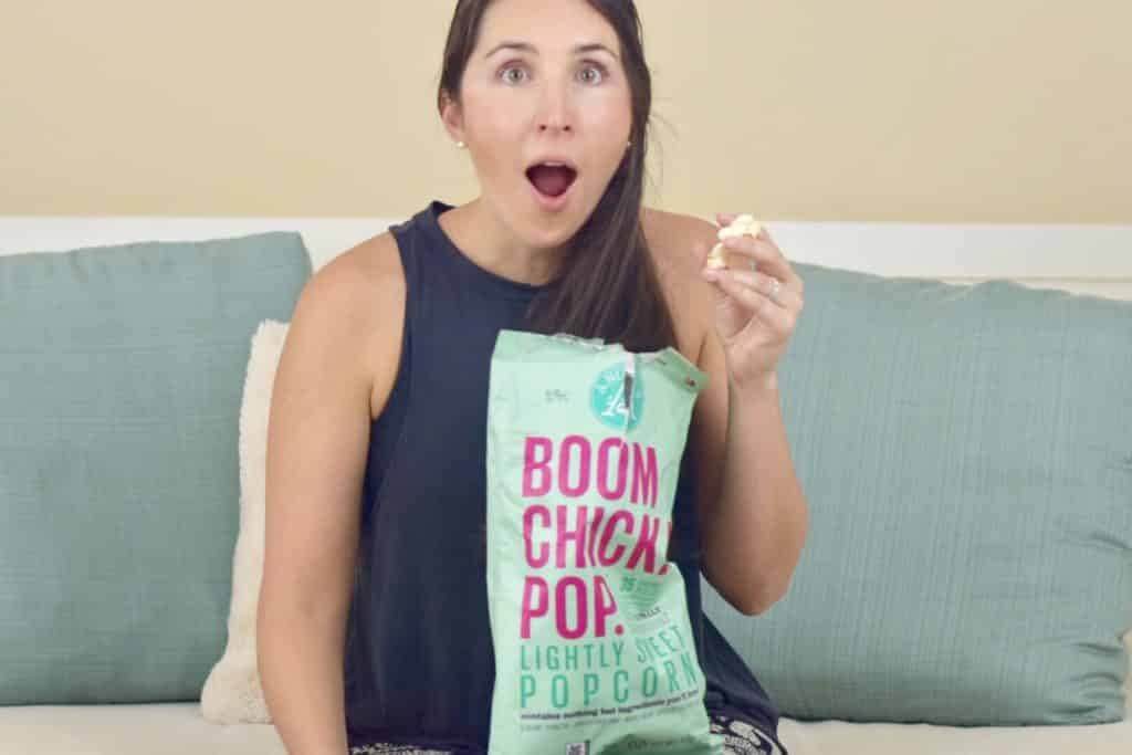 rachel ritlop the confused millennial boom chicka pop popcorn bachelor abc