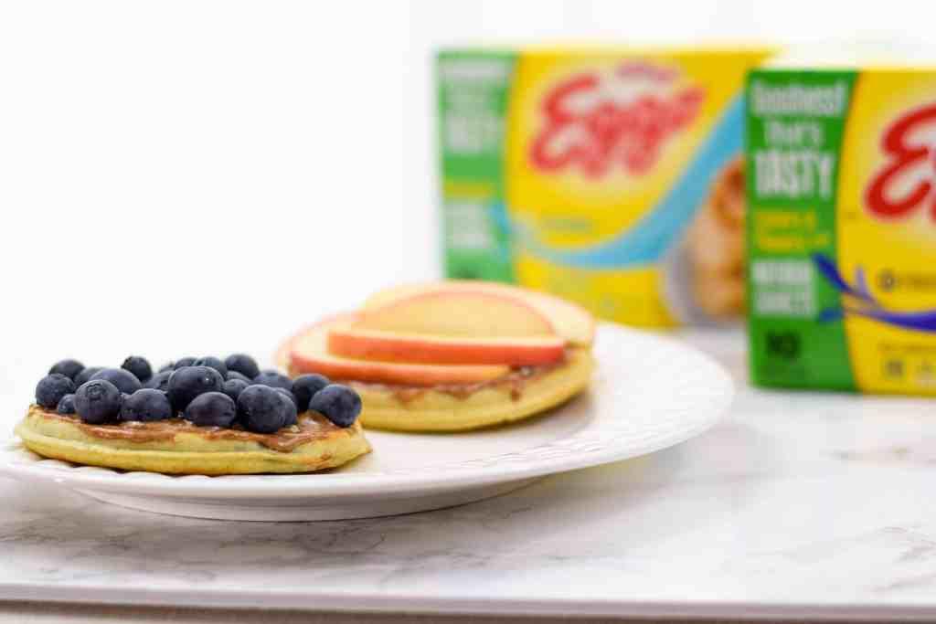 eggo waffles millennial snack
