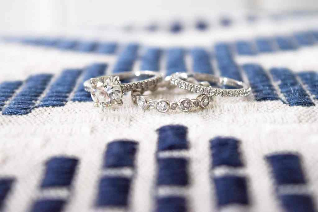 care and cleaning tips for your engagement ring or wedding ring