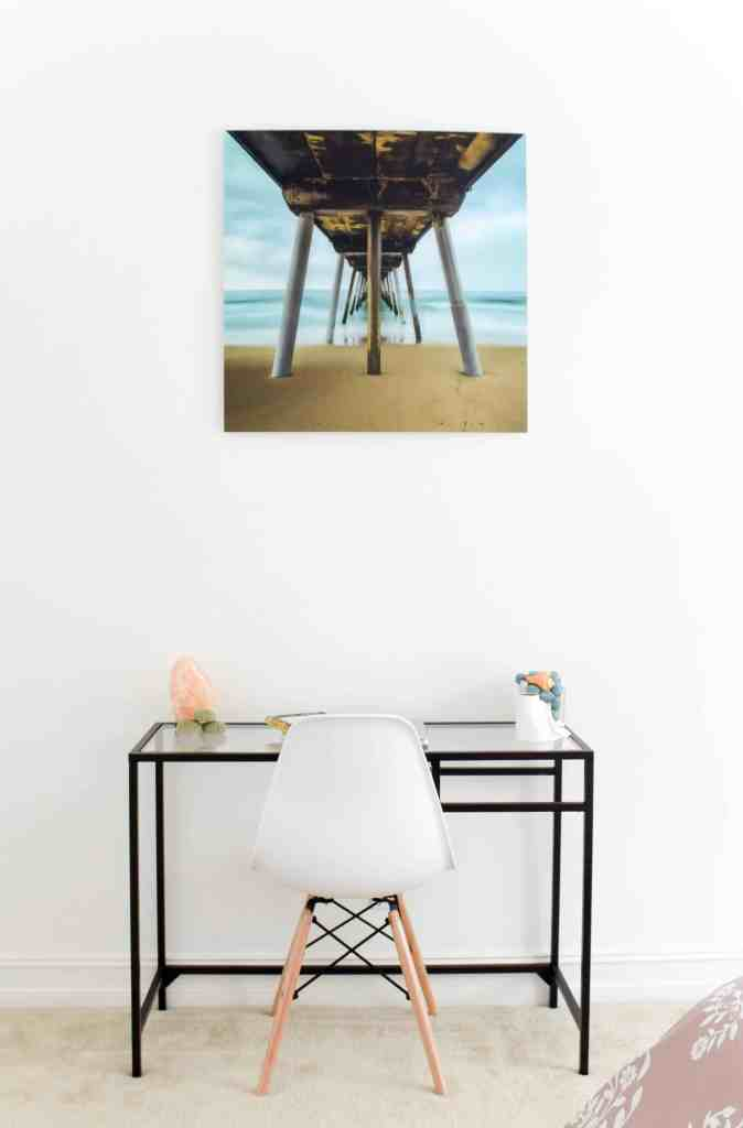 guest bedroom ideas, upcycling furniture, upcycled furniture, guest room ideas, lik squared