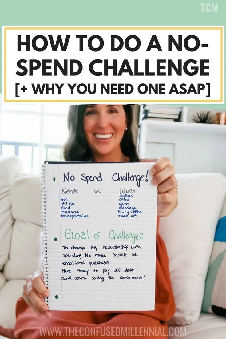 How To Do A No-Spend Challenge [+ Why You Need One ASAP], tips and truths for a no spend challenge, rules for a #nospendchallenge, #nospendweekend, #nospendmonth, #nospend, #personalfinance, #nospendrules, #nospendtips, #nospendtruths, #nospendyear