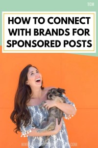 How You Can Connect With Brands For Sponsored Posts, how to make money blogging, how to become an influencer, how to work with brands and make money, #influencer, #makemoneyblogging, #howtoblog, #howtomakemoneyblogging, #howtoworkwithbrands, #sponsoredposts, #sponsorships, #sponsored