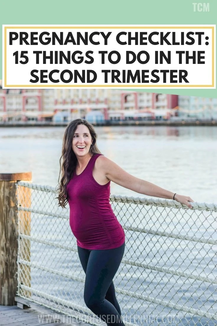 things to do during second trimester