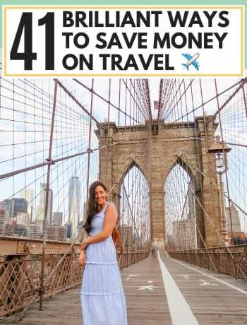 41 Brilliant [+ Easy] Ways To Save Money On Travel, saving money trips, ideas for road trips, traveling tips for saving money without a jar, money saving ideas before you book a trip, cruise, lodging, ways to save money once you reach your travel destination, how to hack your budget and enjoy the best vacation of your life, wanderlust, #moneysavingtips, #traveltips, #wanderlust, #savingmoneytips, #savemoney, #savemoneytravel, #traveladvice, travel advice