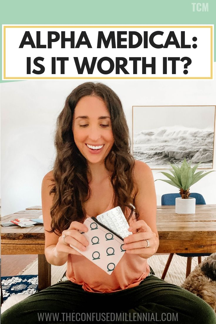 Alpha Medical Review_ Is It Worth It, birth control pills or the patch delivered straight to your door, non-hormonal birth control options, affordable options for different types of birth control whether you have insurance or not, women's health, #womenhealth, #birthcontrol, #telehealth, latisse, online birth control subscription, #nonhormonalbirthcontrol