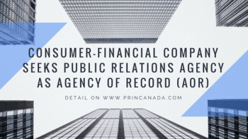 Financial Commerce Company Seeks Public Relations Agency As Agency Of Record AOR