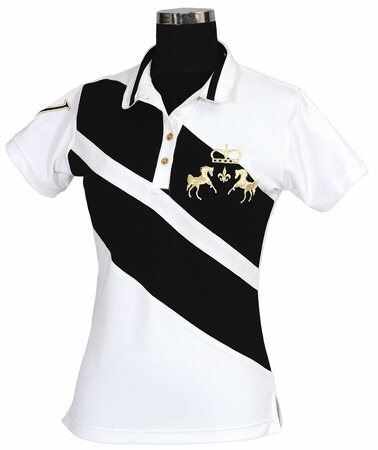 Equine Couture X-PRESS POLO SHORT SLEEVE