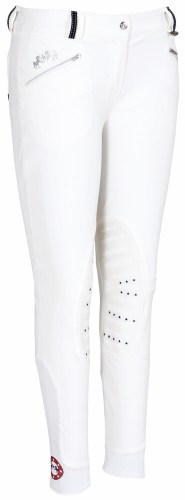 Equine Couture Super Star Knee Patch Breeches Ladies