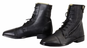 TuffRider WELLESLEY LACE UP PADDOCK BOOTS