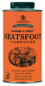 CDM VANNER AND PREST NEATSFOOT COMPOUND 500ML