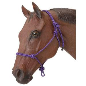 6-Pack Poly Rope Tied Halter