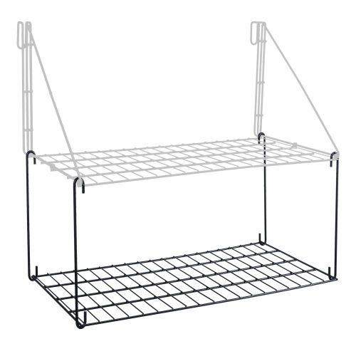 Additional Shelf w/Hangers