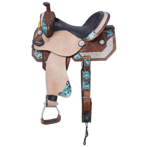 Ashton Southern Charm Collection Barrel Saddle