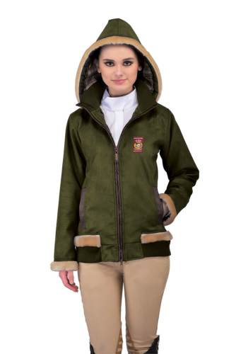 Baker Antonia Jacket Ladies Military Olive