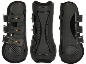 Harrys Horse Elite R Air Protection Boots Black