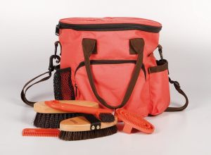 Harrys Horse Grooming Kit Coral