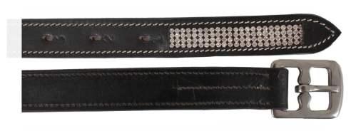 Horka Crystal Stirrup Leathers
