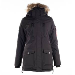 Horze Supreme Brooke Women's Long Parka Jacket