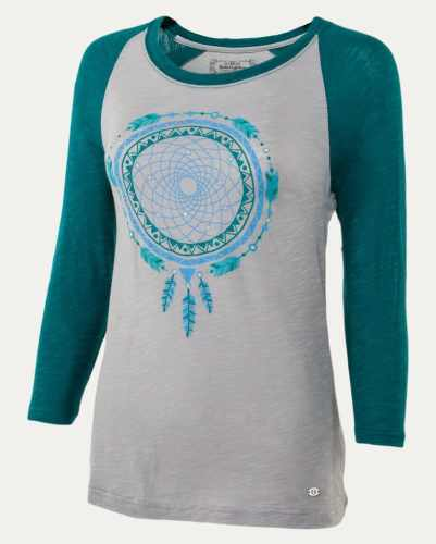 Noble Outfitters Vintage Dreamcatcher Tee Alloy