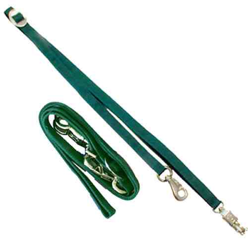Nylon Cross Tie Green