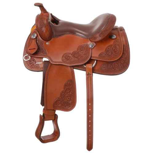 Rio Grande Reiner Saddle Package