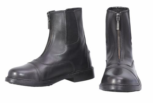 TuffRider Perfect Front Zip Paddock Boot Ladies