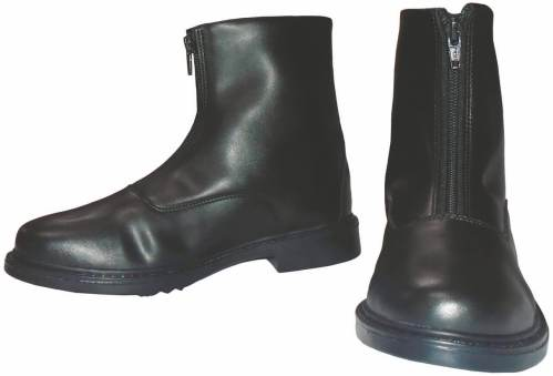 Tuffrider Winter Fleece-Lined Front Zip Paddock Boots Ladies