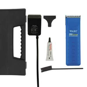 Wahl Pro Series Rechargable Clipper Blue W600