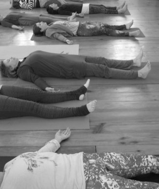 guided savasana  the connected yoga teacher