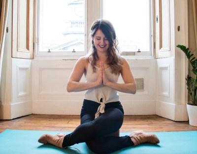 Travel and Teach Yoga with Eva Hamilton