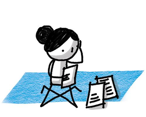 Sketching Yoga Sequences - YTT