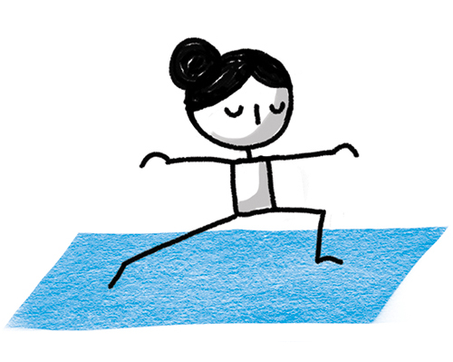 Sketching Yoga Sequences - YS