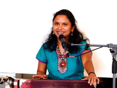 Bhakti Yoga & Kirtan Kamini Natarajan