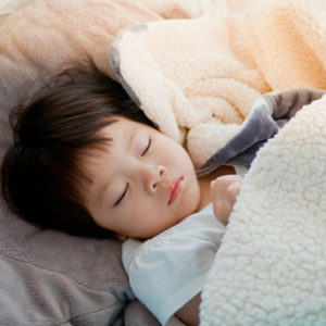 how childs bedtime affects their weight
