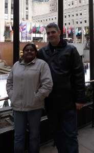Kenin and Lauren in NYC - The Constant Rambler