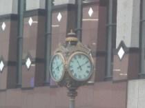 Downtown nola clock