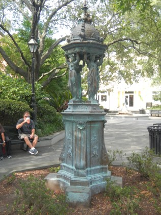 Brass Fountain New Orleans