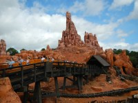 Thunder Mountain Train