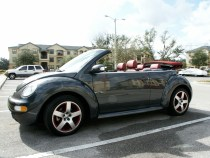 2005 Volkswagen Beetle convertible - Cars Past Present and Future
